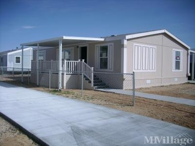 Mobile Home Park in Ridgecrest CA