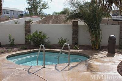 One of our two Spas