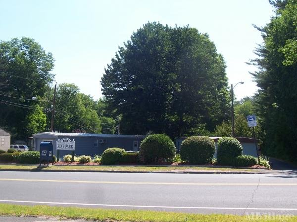 Pine Park LLC Mobile Home Park in Bristol, CT