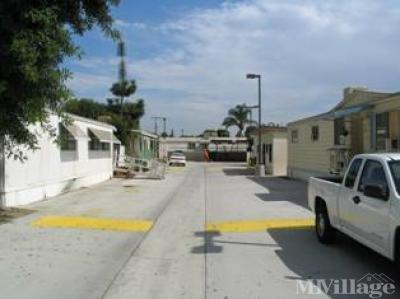 Mobile Home Park in Compton CA