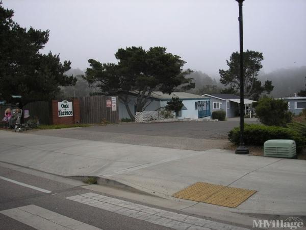 Photo of Oak Terrace Mobile Home Park, Cambria, CA