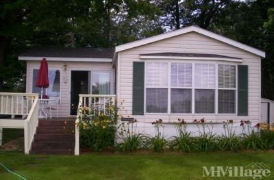 Mobile Home Park in Balsam Lake WI