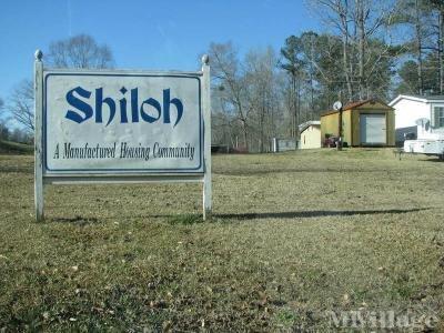 Shiloh Mobile Home Park