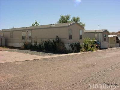 Mobile Home Park in Holbrook AZ
