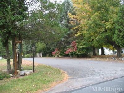 Mobile Home Park in Upper Black Eddy PA