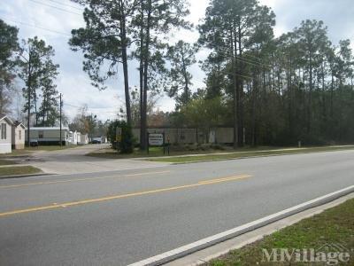 Mobile Home Park in Lake Butler FL