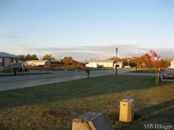 Clydesdale Manor Mobile Home Park in Clyde, OH