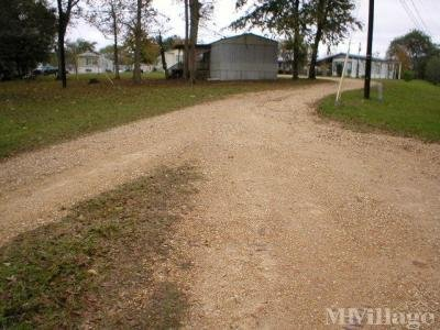 Mobile Home Park in Saint Francisville LA