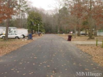 Mobile Home Park in Bridgeville DE
