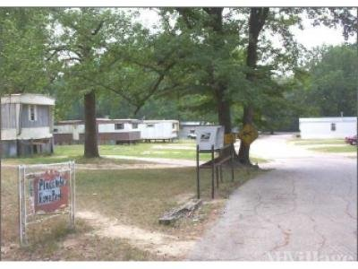 Mobile Home Park in Monticello AR