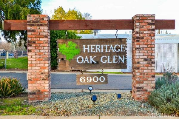 Photo of Heritage Oak Glen Mobile Home Park, Orangevale, CA