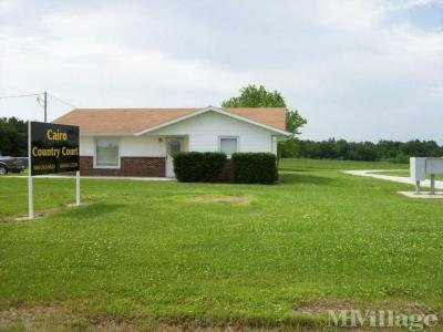 Mobile Home Park in Cairo MO