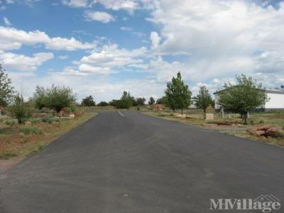 Mobile Home Park in Williams AZ
