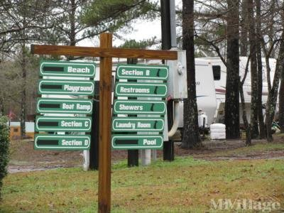 Mobile Home Park in Alpine AL