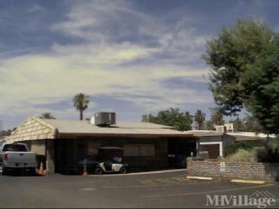 Mobile Home Park in Yuma AZ