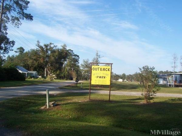 Photo of Outback Mobile Home Park, Buna, TX