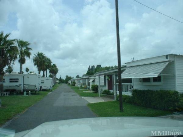 Pauls RV Park Mobile Home Park in Brownsville, TX
