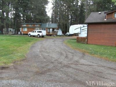 Mobile Home Park in Camp Sherman OR