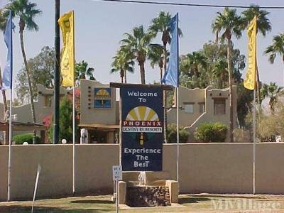 Mobile Home Park in Goodyear AZ