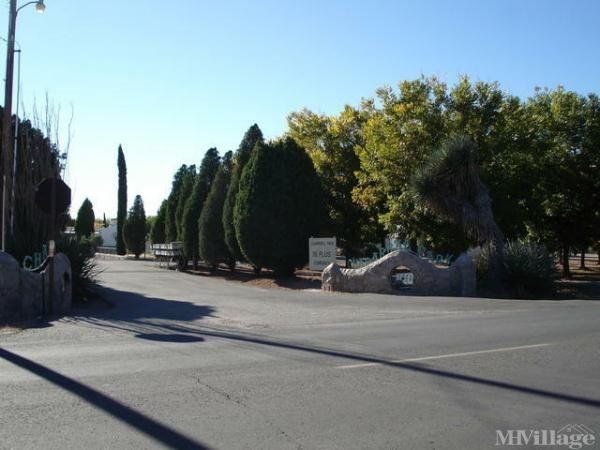 Chaparral MHP Mobile Home Park in Las Cruces, NM