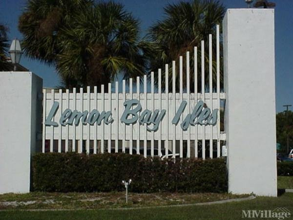 Lemon Bay Isles Mobile Home Park in Englewood, FL | MHVillage