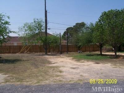 Mobile Home Park in Carrizo Springs TX