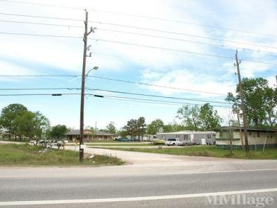 Mobile Home Park in Crosby TX