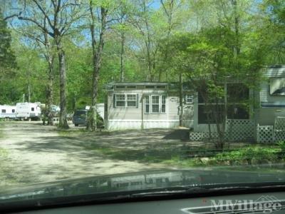 Mobile Home Park in Ashaway RI