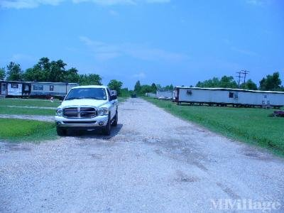 Mobile Home Park in Breaux Bridge LA