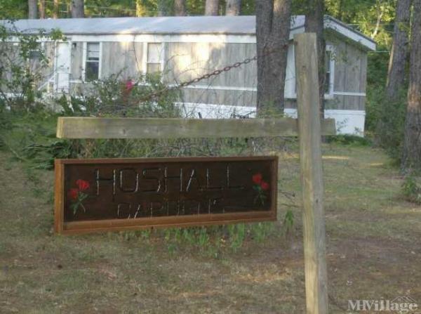 Photo of Hoshall Gardens MHP, Lufkin, TX