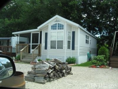 Mobile Home Park in Griswold CT