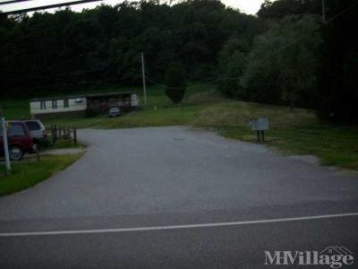 Mobile Home Park in Barboursville WV