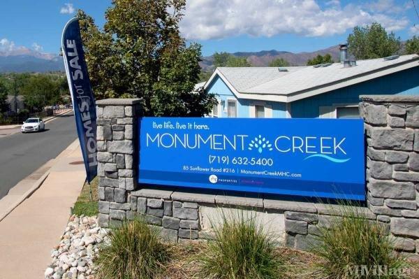 Photo of Monument Creek, Colorado Springs, CO