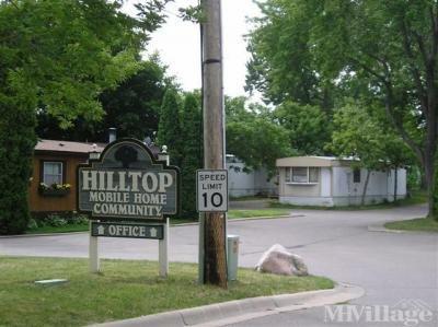 Mobile Home Park in Hilltop MN