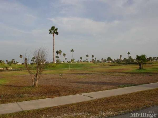 Long Island Village Mobile Home Park in Port Isabel, TX