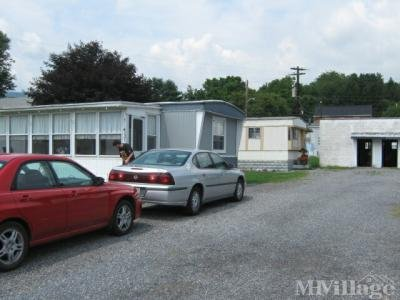 Mobile Home Park in Corriganville MD