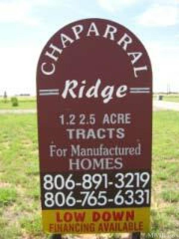Photo of Chaparral Ridge, Wolfforth, TX