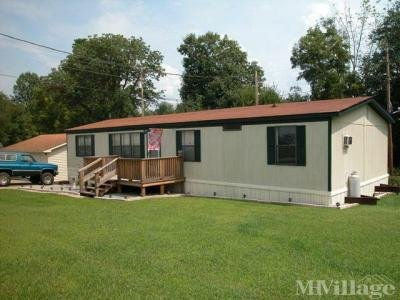 Mobile Home Park in Nebo NC