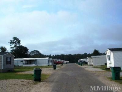 Mobile Home Park in Pineville LA
