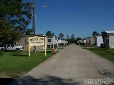 Mobile Home Park in Sulphur LA
