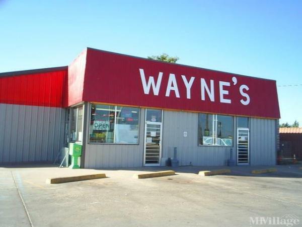 Photo of Wayne's Trailer Park, Slaton, TX