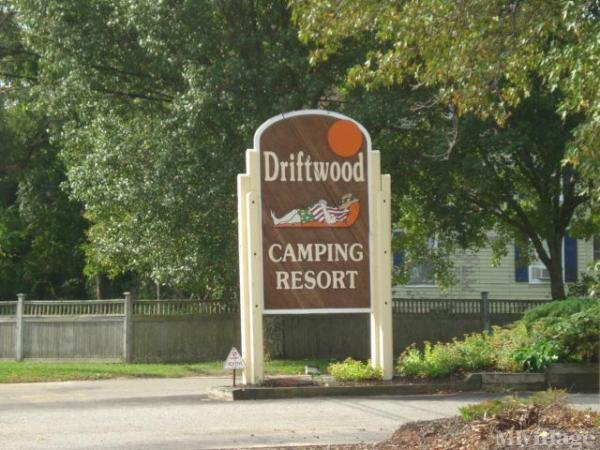 Driftwood Camping Resort Mobile Home Park in Clermont, NJ