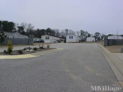Mobile Home Park in Coaling AL