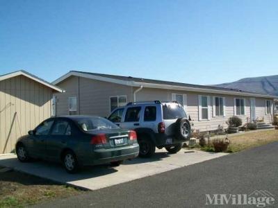Mobile Home Park in Union Gap WA