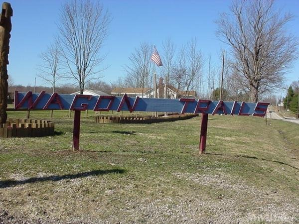 Wagon Trails Resort Mobile Home Park in Jefferson, OH
