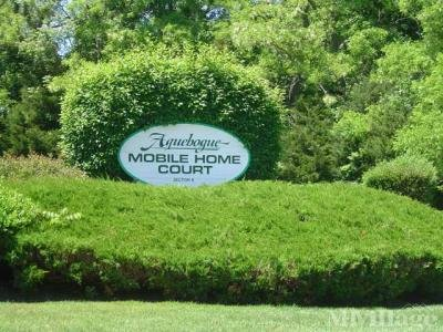 Mobile Home Park in Aquebogue NY