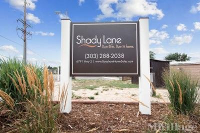 Mobile Home Park in Commerce City CO