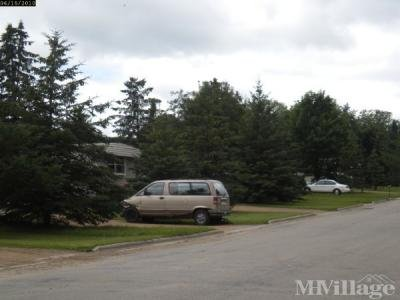 Mobile Home Park in Gillett WI