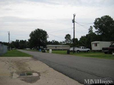 Mobile Home Park in Krotz Springs LA