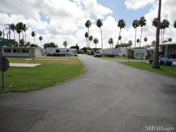 4 Seasons RV Resort Mobile Home Park in Brownsville, TX